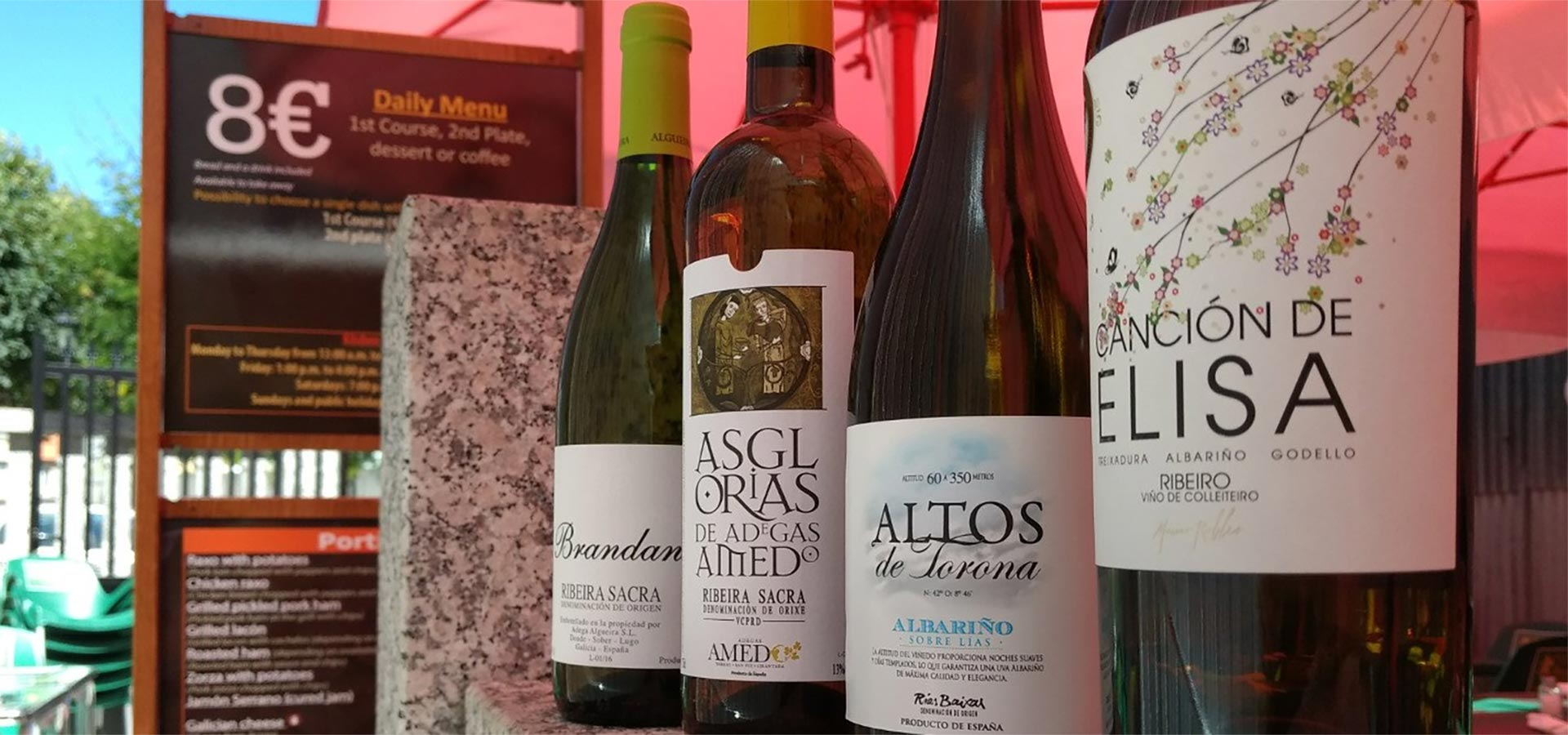 Galician wines